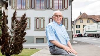 Hans-Rudolf Dreier wird 90