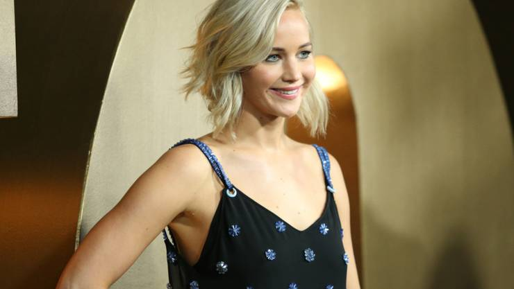 Sie verdient mehr als alle anderen Schauspielerinnen: Jennifer Lawrence (Archivbild)