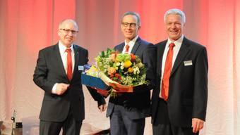 GV 2018 Raiffeisenbank Aare-Rhein