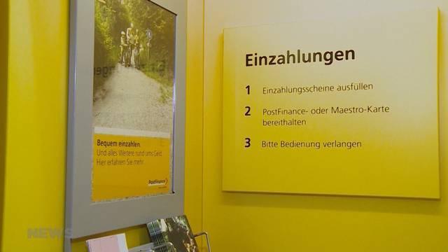 Postschliessung in Fraubrunnen