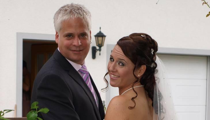 Die Hochzeit von Rita und Felix Schläfli