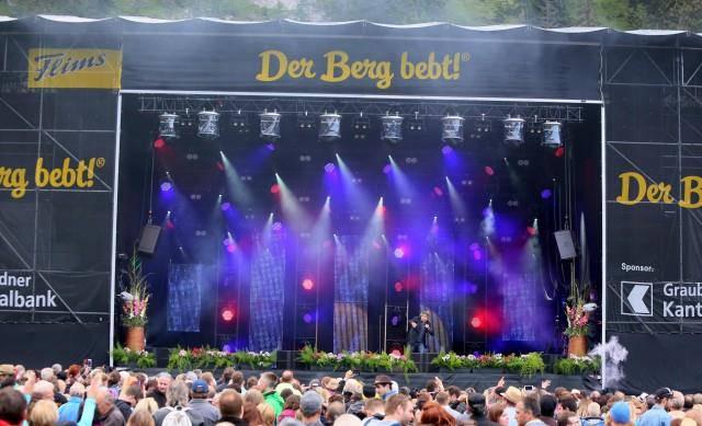 Keine Bühne ist zu gross für ihn (© Thomas Schmidt / DBB)