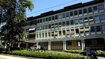 Das Zürcher Universitätsspital.