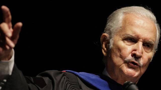 Verstorben: Der Schriftsteller Carlos Fuentes (Archiv)