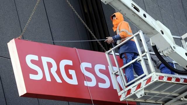 Der heutige SRG-Gesamtarbeitsvertrag läuft Ende 2012 aus (Symbolbild)