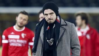 Barthélémy Constantin darf zehn Spiele lang nicht mehr ins Stadion