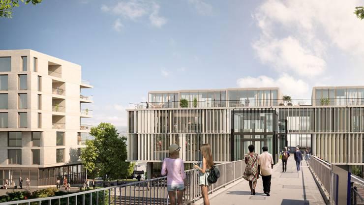 Der Gemeinderat von Thalwil hat den Gestaltungsplan für das SBB-Überbauungsprojekt «Talevo» beim Bahnhof nun gutgeheissen.