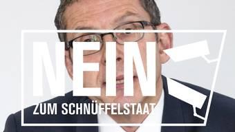 Man sei besorgt über den «Ausbau des Schnüffelstaates», heisst es in einem offenen Brief an den SP-Sicherheitsdirektor Urs Hofmann.