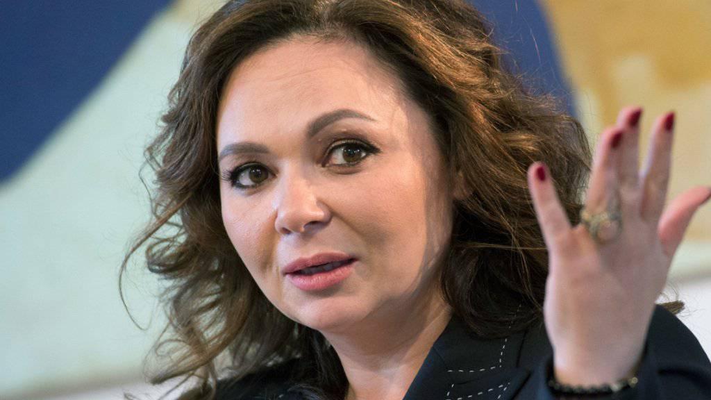 Soll Ermittlungen in einem Geldwäschefall behindert haben: Natalja Wesselnizkaja. Die russische Anwältin spielt eine Rolle in der Russland-Affäre um Donald Trump. (Archivbild)