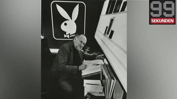 Rücktritt nach elf Jahren im Nationalrat  - Wegen Verdacht auf Volksverhetzung - Erfinder des «Playboy»-Hasen-Logos gestorben