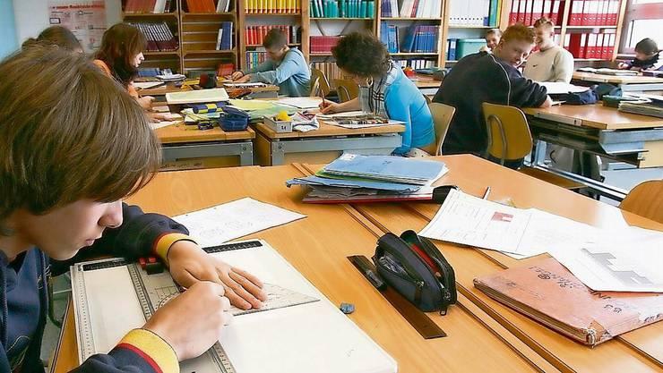 In Subingen ist die Lernatmosphäre in der Schule gut, das kam heraus bei der Schulevaluation.