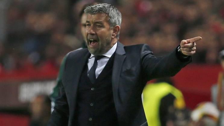 «Ich bin hochzufrieden. Es war nach dem Sevilla-Spiel nicht einfach, eine solche Antwort zu geben.»