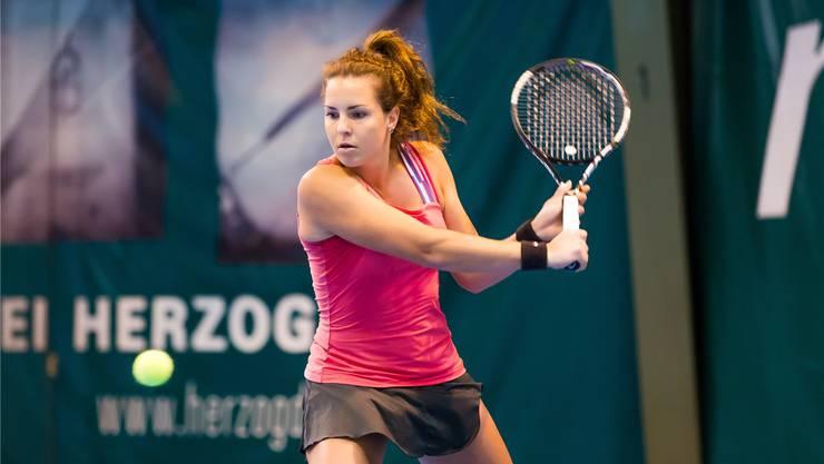 Karin Kennel will wieder an ihre früheren Leistungen anknüpfen. Fabio Baranzini
