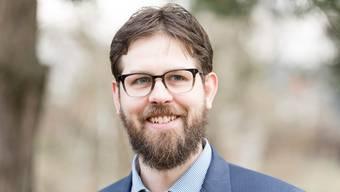 Silvan Kaufmann (32) ist während der nächsten zwei Jahre Einwohneratspräsident und somit offiziell höchster Buchser.
