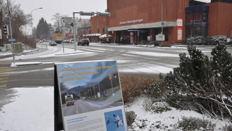 Das Ziel des Projekts: Bunte Verspieltheit entlang der Oberengstringer Hauptverkehrsachse. mke