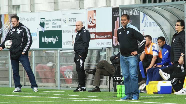 Anil Kumar steht seit der Winterpause beim Basler Traditionsverein an der Linie.