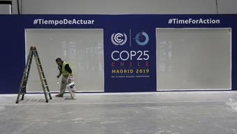Innert kürzester Zeit hat Madrid einen Klimagipfel auf die Beine gestellt