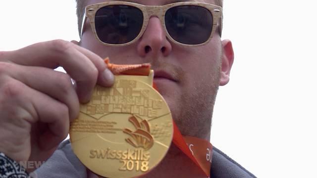 Swiss Skills 2018: Bernerinnen und Berner gewinnen 26 Goldmedaillen