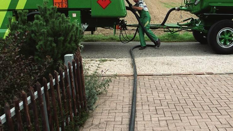 Die Energiestadt Reinach setzte sich kritisch mit dem Klimawandel auseinander. (Bild: Walter Schwager)