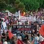 Protest gegen die Annexion des Jordantals: Auch in Israel wächst der Widerstand.