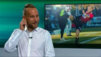 «Mein Sohn ist einer der Gründe, dass ich heute in Aarau spiele»: FCA-Mittelfeldstratege Markus «Mac» Neumayr zu Gast im FCA-Talk