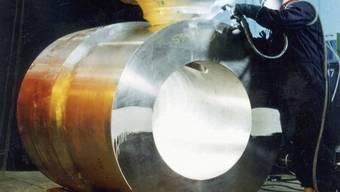 Metallindustrie leidet unter der Frankenstärke