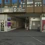 Der Eingang zum Club Vice, ehemals Velvet, in Basel an der Steinentorstrasse.