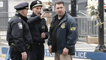 Polizei und Ermittlungsbehörden arbeiten rund um die Uhr