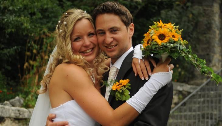 Hochzeit von Philipp und Désirée Flury
