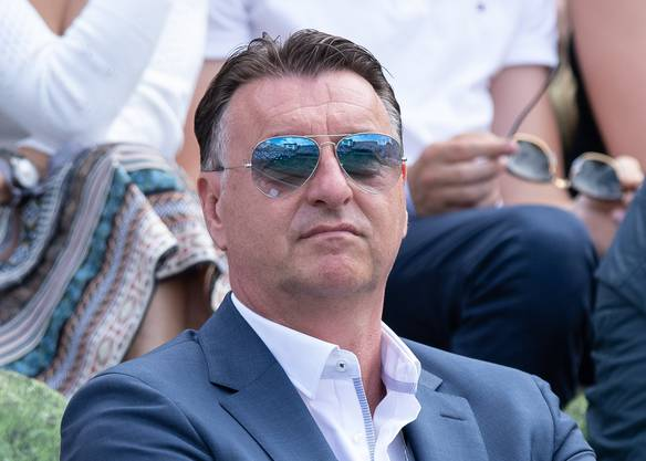 Dompteur im Tennis-Zirkus: Turnierdirektor Edwin Weindorfer.