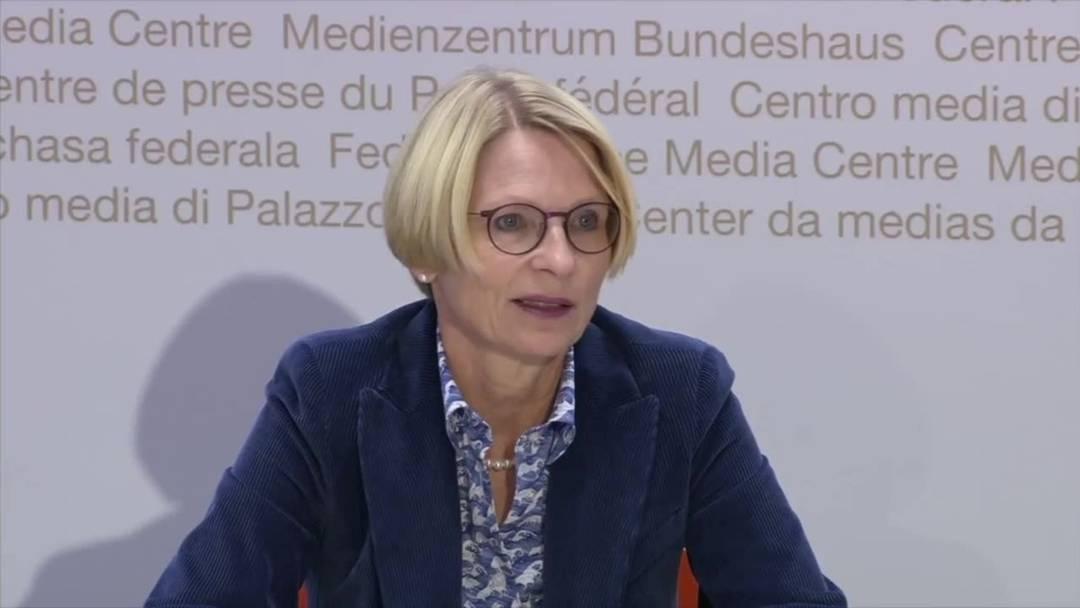 Balzaretti verliert umstrittenes EU-Dossier an Livia Leu