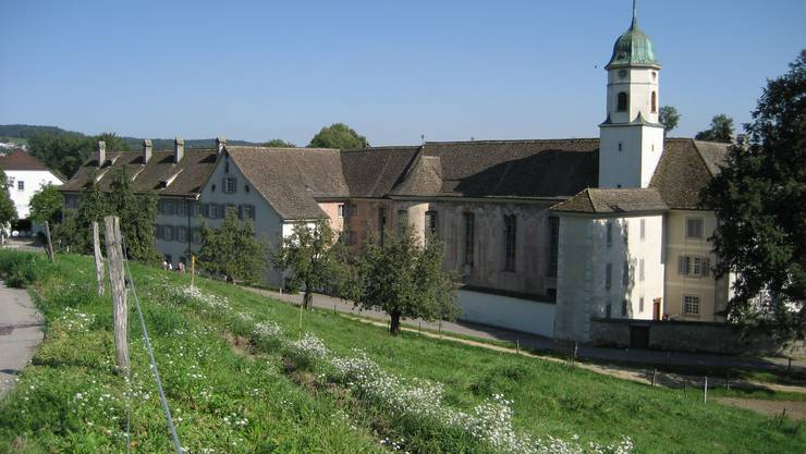 Das Kloster Fahr muss dringend saniert werden.