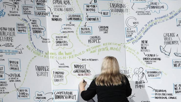 Am Zürcher Sihlquai soll Innovation durch Zusammenarbeit gefördert werden. (Symbolbild)