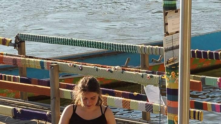 Novartis heizt den Rhein.