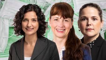 Gabriela Suter, Martina Sigg, Martina Bircher