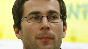 Greenpeace-Aktivist Christian Schmutz