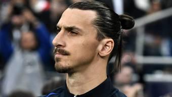 Sagt was er denkt: Zlatan Ibrahimovic