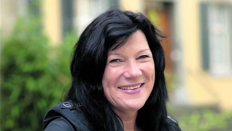 Helena Trachsel, Leiterin Fachstelle für Gleichstellung