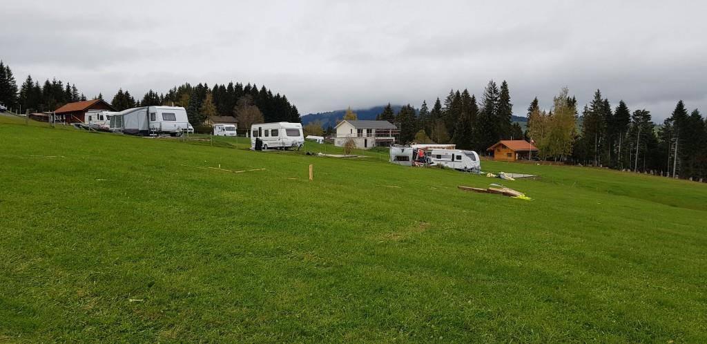 Sturmschäden Campingplatz Eischen