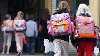 Das Bevölkerungswachstum schreitet voran. Die macht sich auch in den Schülerzahlen bemerkbar. (Symbolbild)