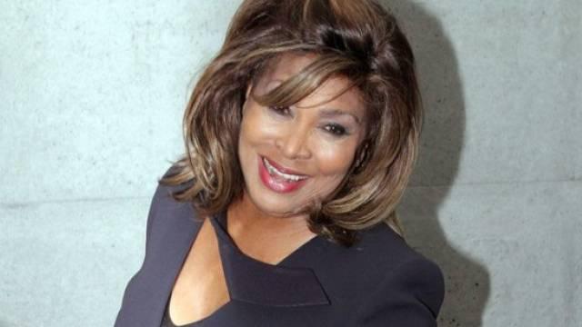 Solidarisch mit Schweizer Kollegen: Tina Turner (Archiv)
