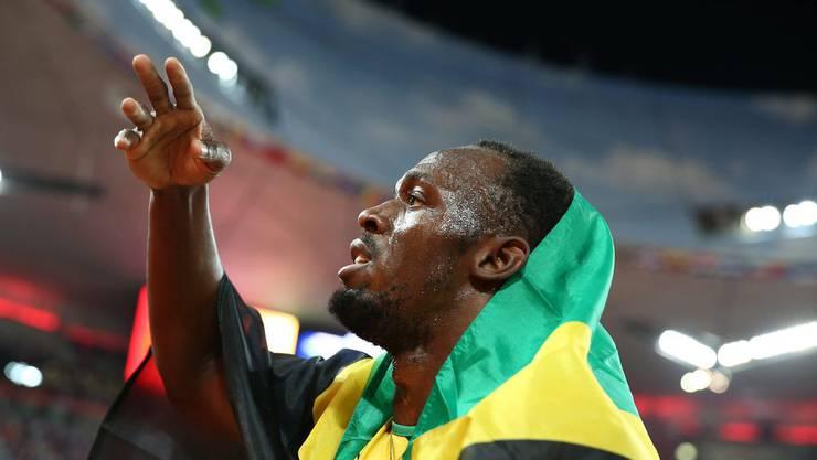 Bolt holt sich seinen insgesamt neunten Weltmeistertitel.