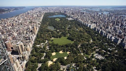 Central Park wird für 110 Millionen Dollar renoviert