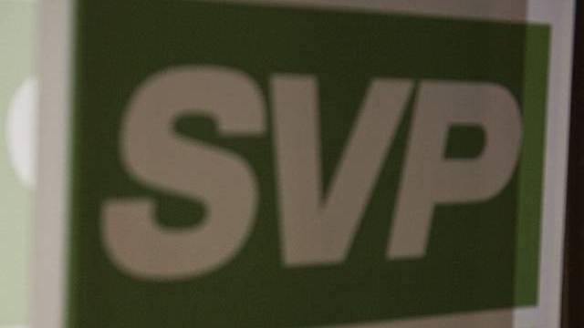 SVP-Zentralvorstand fasst Nein-Parolen