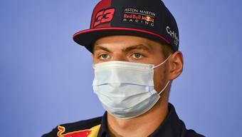 Max Verstappen fuhr am ersten Trainingstag für den Grand Prix der Steiermark die beste Rundenzeit