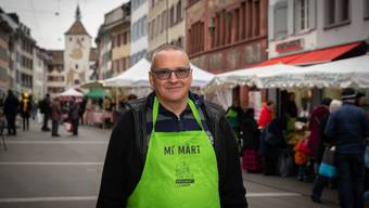 Der neue Genussmarkt-Chef Peter Schafroth sieht noch Steigerungspotenzial. Derzeit umgarnt er mögliche, zusätzliche Standbetreiber.