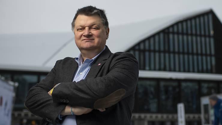 Gaudenz F. Domenig ist einer von zwölf Klubpräsidenten, der sich im offenen Brief an die Bundes- und Regierungsräte gewandt hat