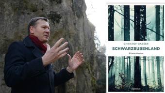 Christof Gasser liest in Grenchen – sein Krimi «Schwarzbubenland» kommt indes auf die Leinwand.