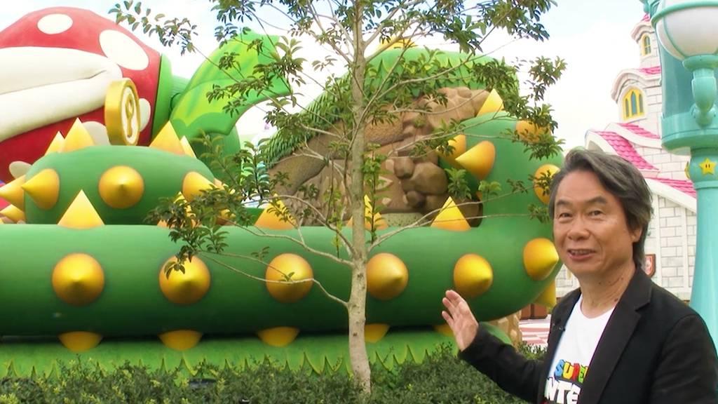 Erste virtuelle Tour durch den Super-Mario-Park in Japan