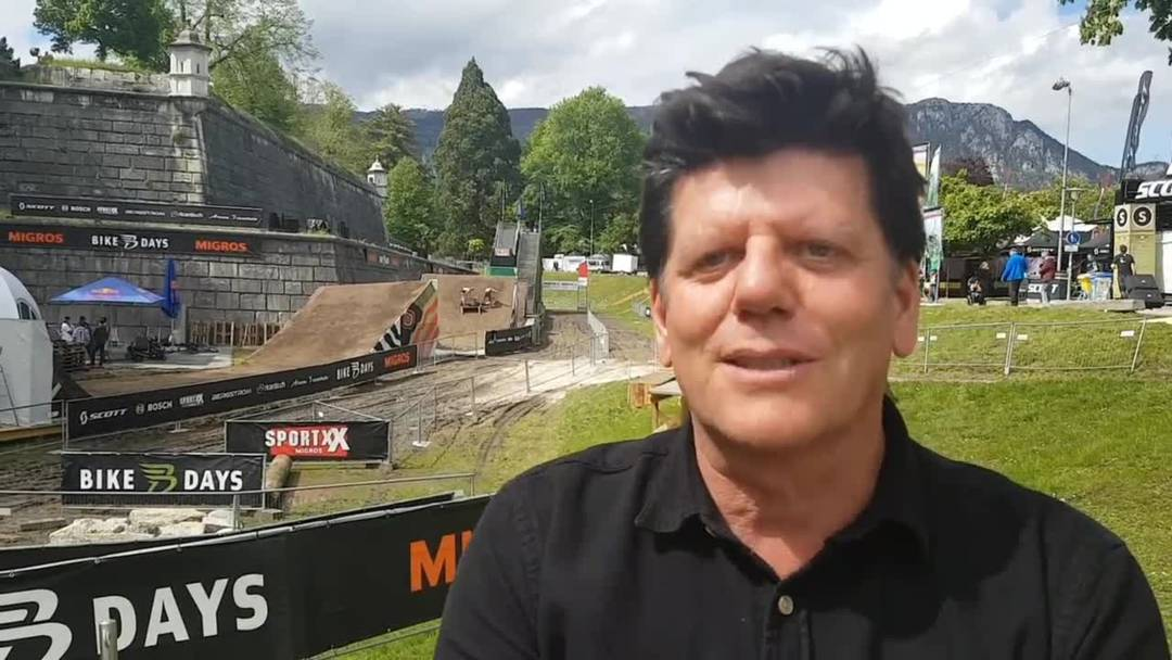 Erwin Flury im Interview zum Start der Bike Days 2019